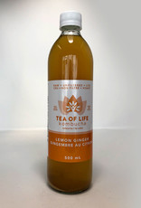 Tea of Life Tea of Life - Kombucha, Lemon Ginger