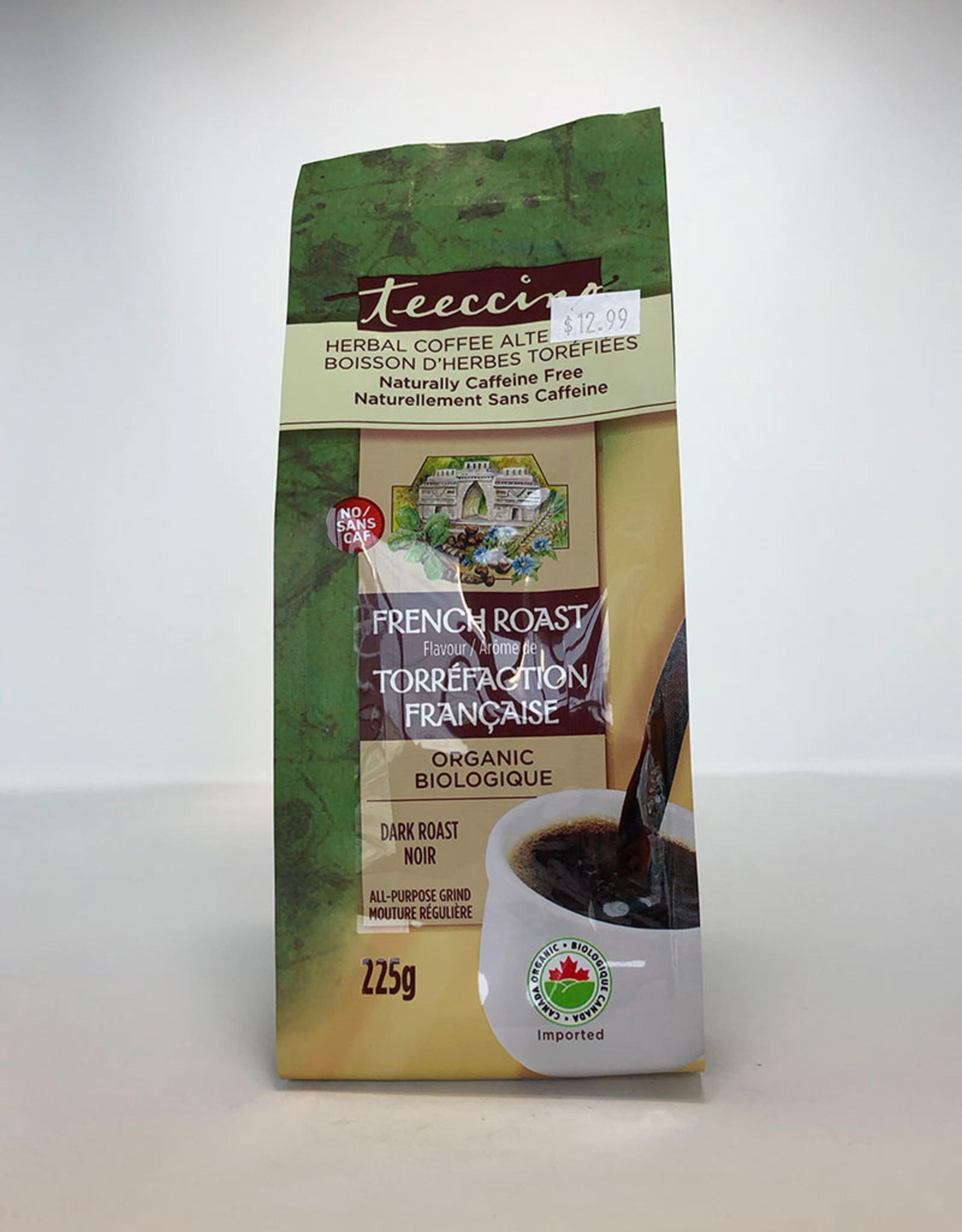 Teeccino Teeccino - Roasted Herbal Coffee, French Roast