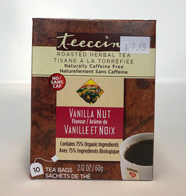 Teeccino Teeccino - Herbal Tea, Vanilla Nut (10 Bags)