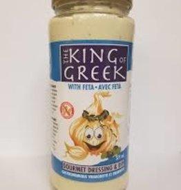 King of Caesar King of Caesars - Salad Dressing, Greek