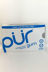 PUR PUR - Gum, Peppermint (9pc)