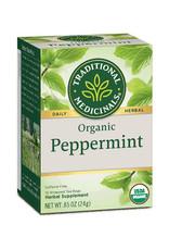 Traditional Medicinals Traditional Medicinals - Peppermint Tea (20 bags)