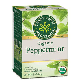 Traditional Medicinals Traditional Medicinals - Peppermint Tea (20 bags)