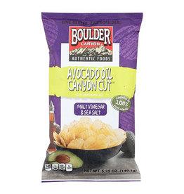 Boulder Canyon Boulder Canyon - Avocado Oil Malt Vinegar & Sea Salt