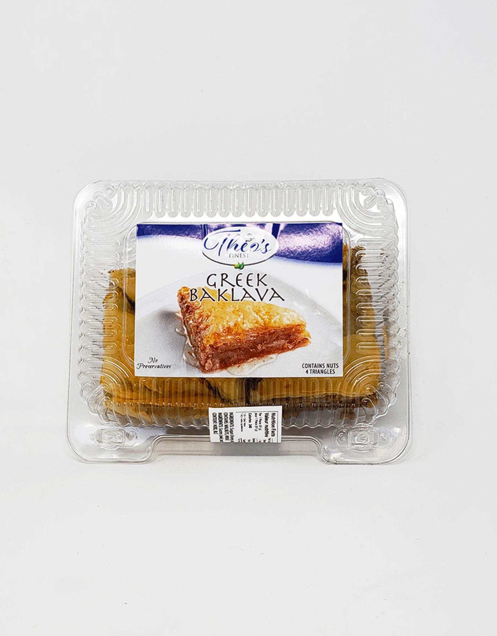 Theo's Fine Foods Theos Fine Foods - Baklava