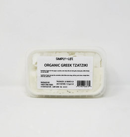 Theo's Fine Foods Theos Fine Foods - Organic Tzatziki