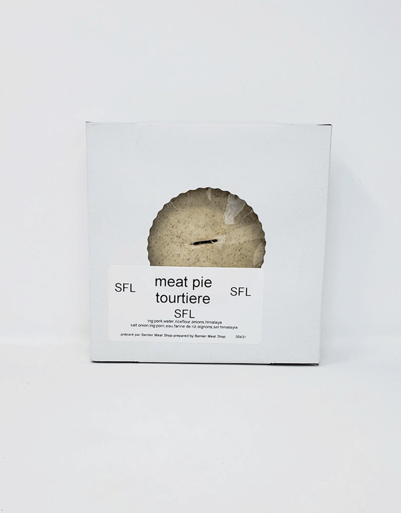 Simply For Life SFL - Meat Pie