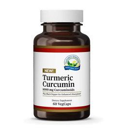 Nature's Sunshine NS - Turmeric CurcuminBP 1000mg (60caps)