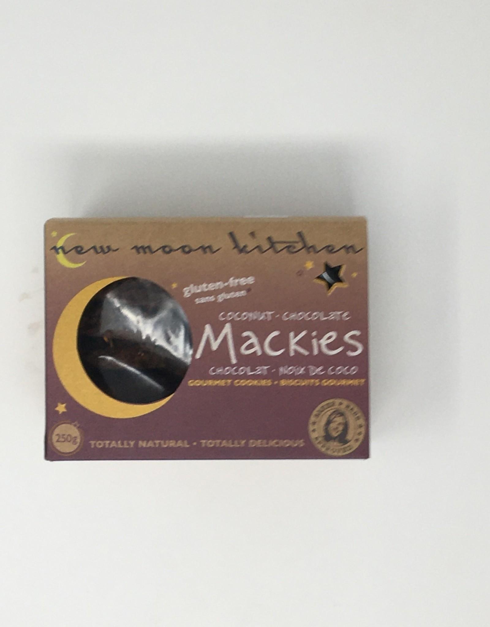 New Moon Kitchen New Moon Kitchen - Cookies, Mackies Chocolate Coconut (box)
