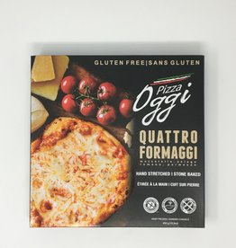 OGGI Food Inc. OGGI - 4 Cheese Pizza