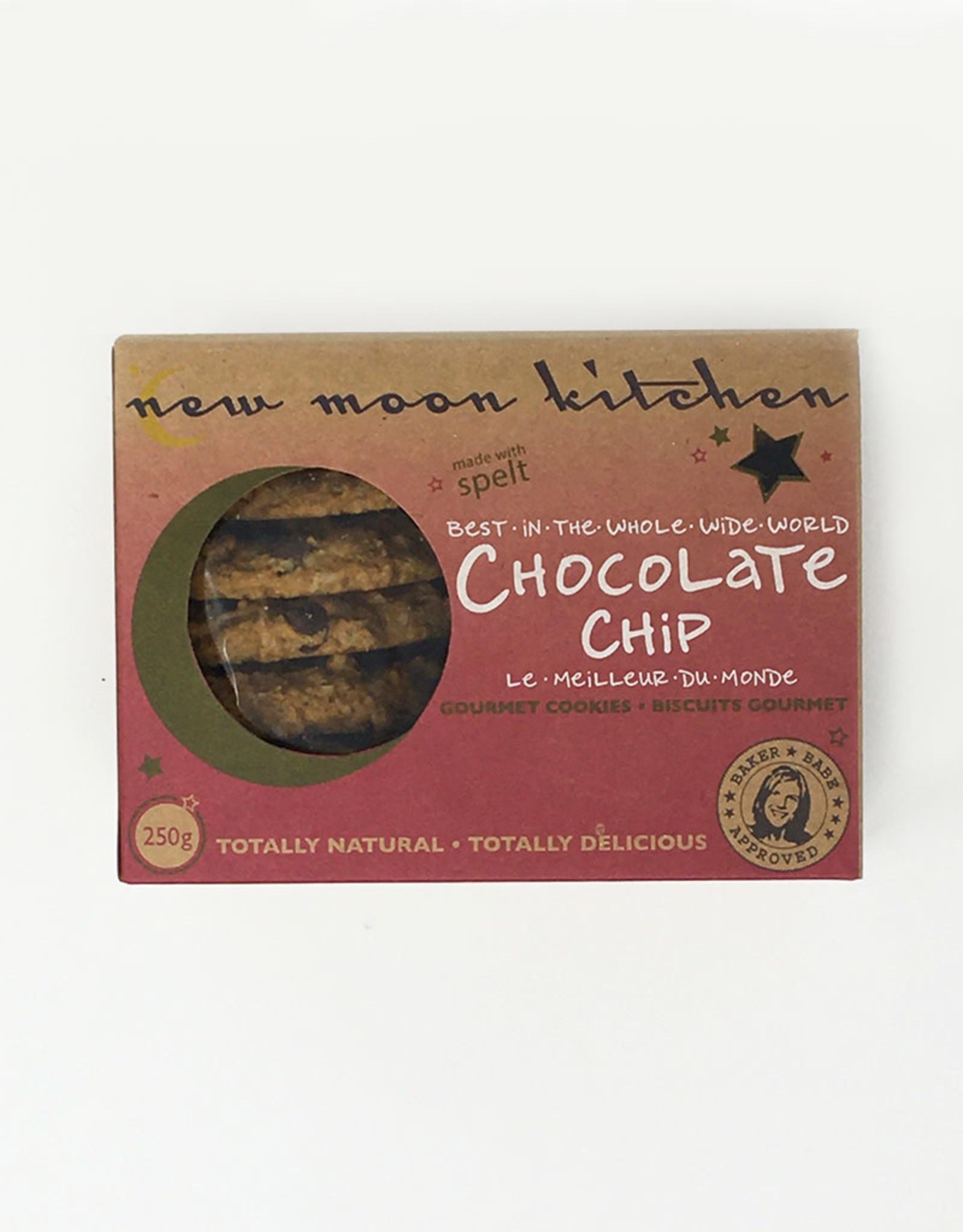 New Moon Kitchen New Moon Kitchen - Cookies, Chocolate Chip (box)