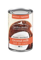 Earth's Choice Earths Choice - Coconut Milk (400ml)