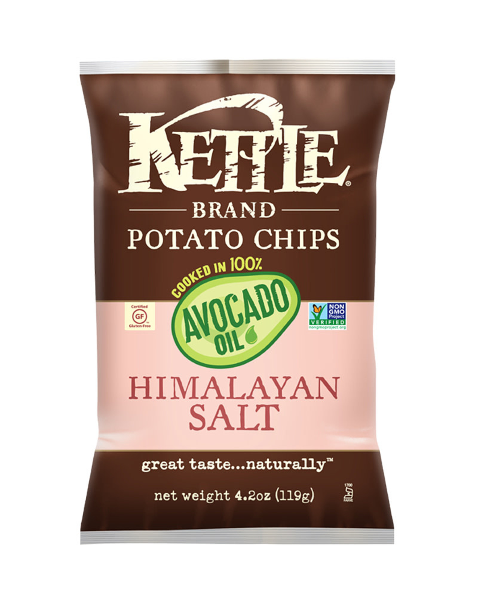 Kettle Kettle Foods - Potato Chips, Avocado Oil Himalayan Salt