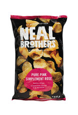 Neal Brothers Neal Brothers - Chips, Pure Pink & Vinegar (142g)