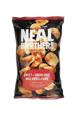 Neal Brothers Neal Brothers - Chips, Sweet & Smoky BBQ (142g)