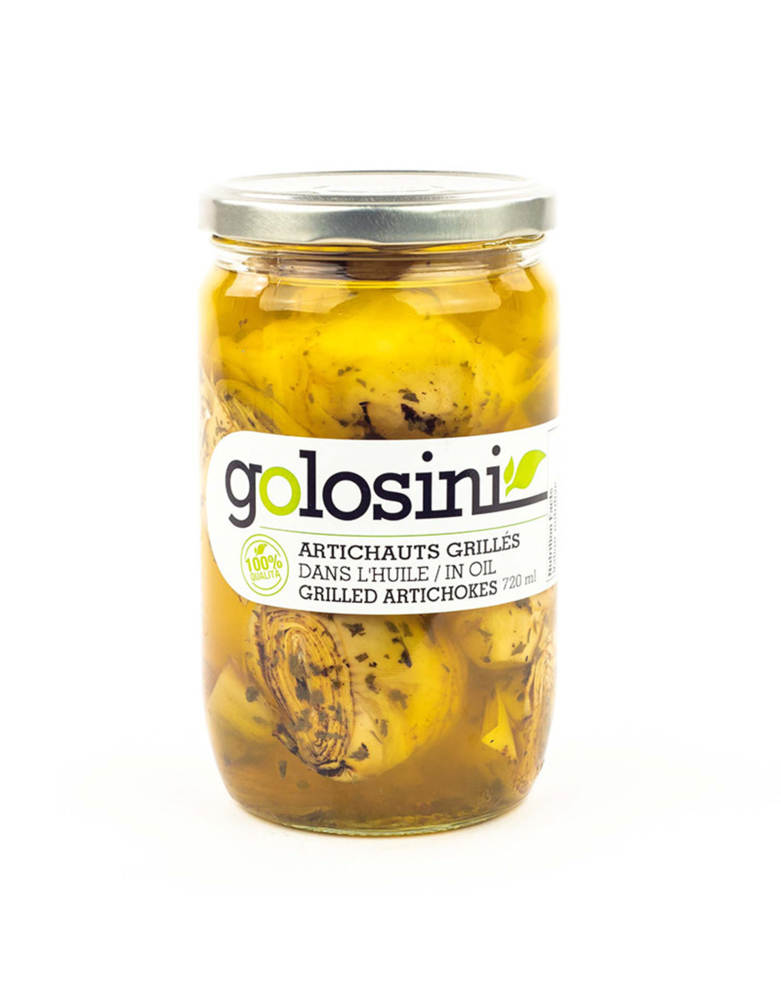 Golosini Golosini - Grilled Artichokes (720ml)