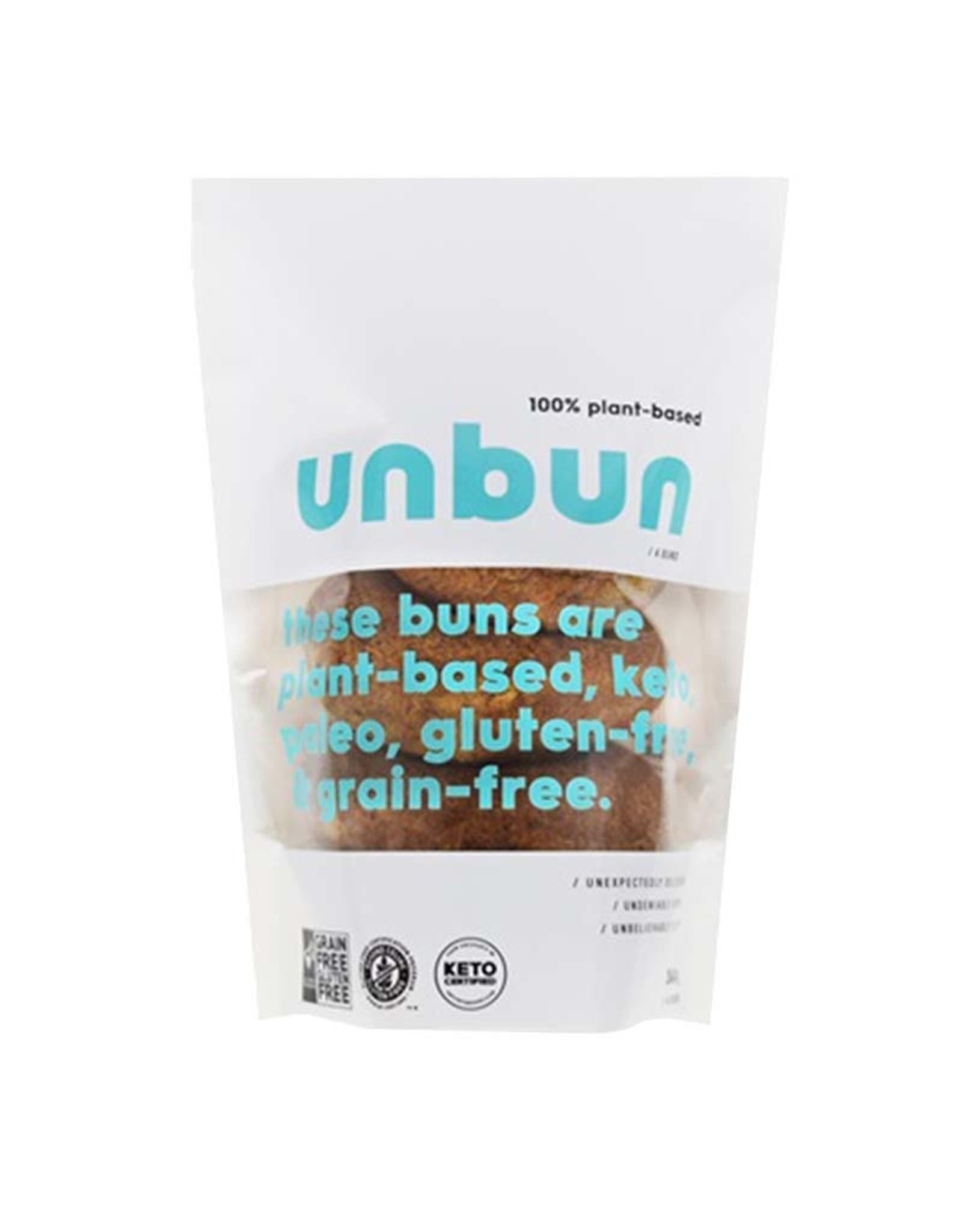 Unbun Unbun - Plant Based Keto Buns (350g)