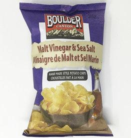 Boulder Canyon Boulder Canyon - Chips, Malt Vinegar & Sea Salt