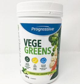 Progressive Progressive - VegeGreens, Cucumber Mint (265g)