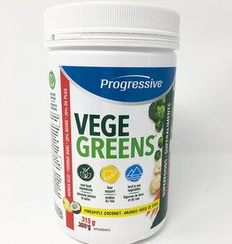 Progressive Progressive - VegeGreens, Pineapple Coconut Bonus (315g)