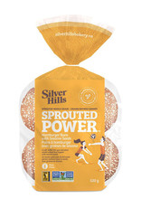 Silver Hills Bakery Silver Hills - Buns, Whole Grain Sesame Hamburger