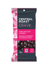 Central Roast Central Roast - Crave, Dark Chocolate Almonds (50g)