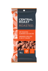 Central Roast Central Roast - Dry Roasted Almonds, Sea Salted (50g)