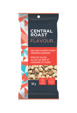 Central Roast Central Roast - Flavour, Sea Salt & Apple Cider Vinegar Cashews (50g)