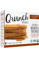 Qrunch Organics Qrunch Organics - Quinoa Breakfast Toastable, Rich Maple Flavour (306g)