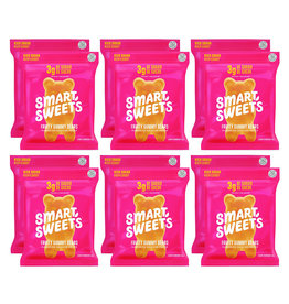 Smartsweets Smartsweets - Gummy Bears, Fruity - CASE