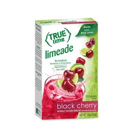 True Lemon True Citrus - True Lime, Black Cherry Limeade (10pk)