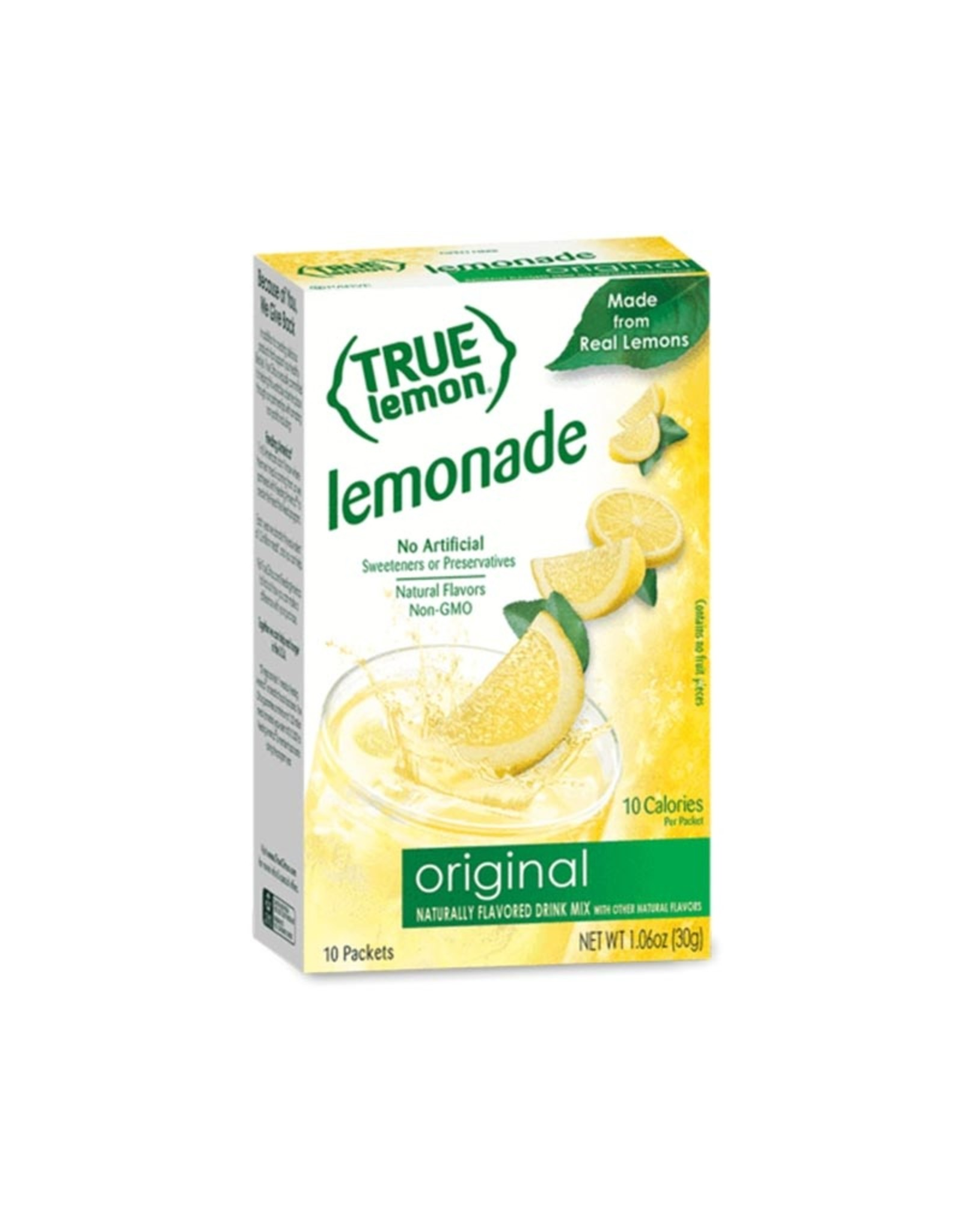 True Lemon True Citrus - True Lemon, Original Lemonade (10pk)