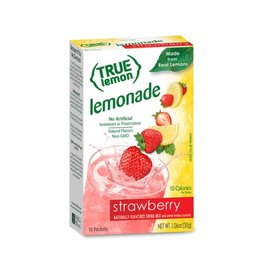 True Lemon True Citrus - True Lemon, Strawberry Lemonade (10pk)