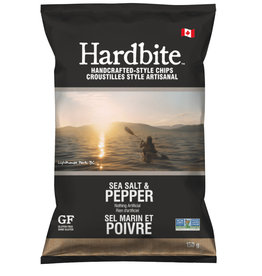 Hardbite Hardbite - Chips, Sea Salt & Pepper (150g)