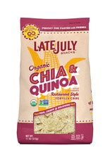 Late July Late July - Tortilla Chips, Chia & Quinoa (312g)