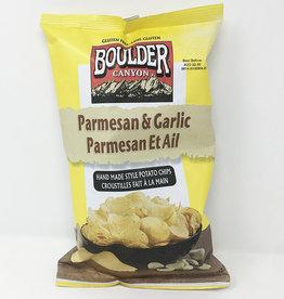 Boulder Canyon Boulder Canyon - Chips, Parmesan Garlic (142g)