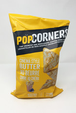 Popcorners Popcorners - Popped Corn Chips, Butter (142g)