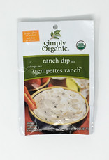 Simlpy Organic Simply Organic - Seasoning Mix, Ranch