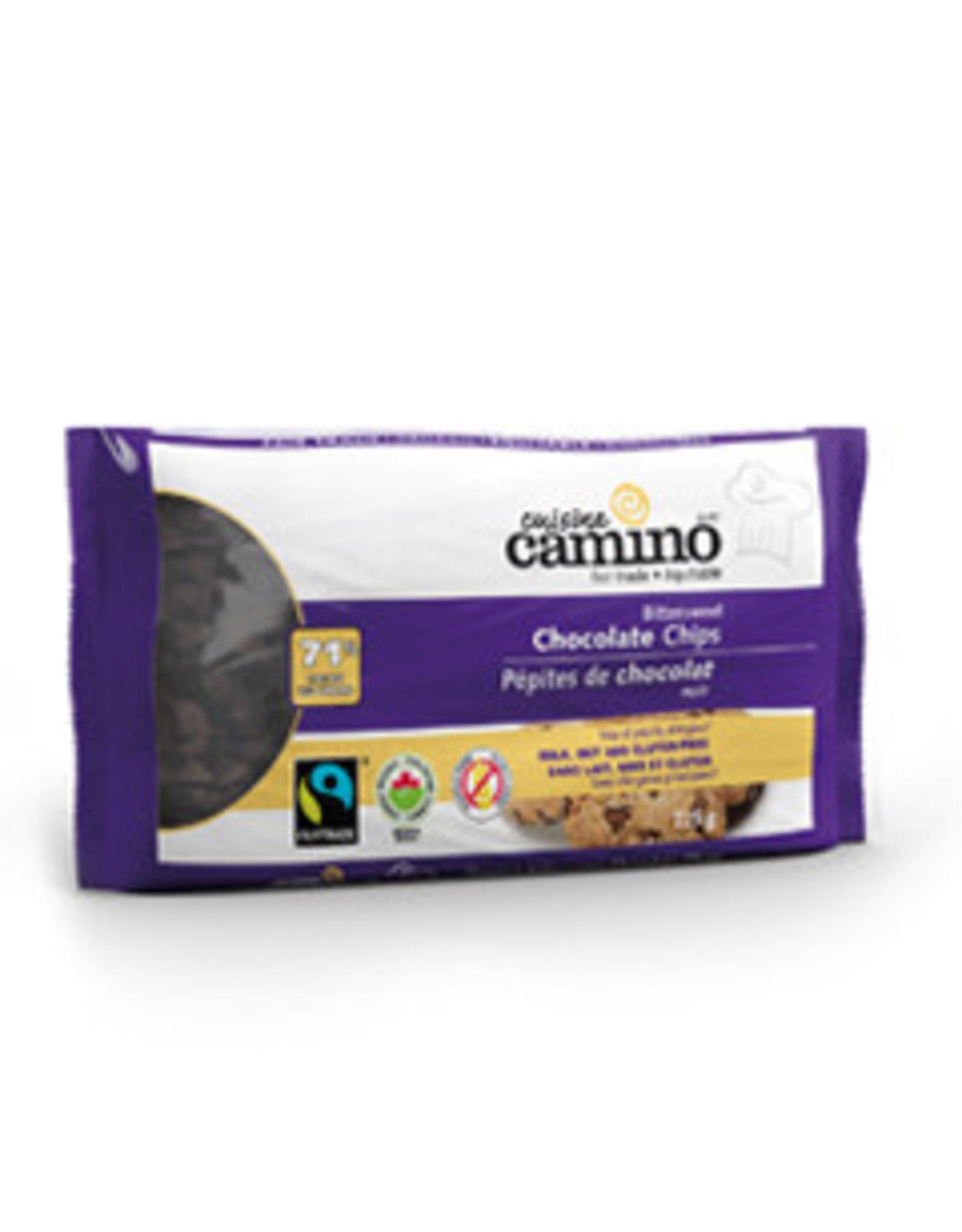 Camino Camino - Baking Chocolate, 71% Cacao Chocolate Chips (225g)