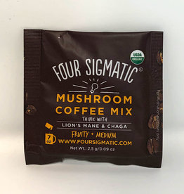 Four Sigmatic Four Sigmatic - Mushroom Coffee, Lions Maine & Chaga (Single)