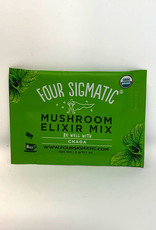 Four Sigmatic Four Sigmatic - Mushroom Elixir, Instant Chaga (Single)