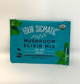 Four Sigmatic Four Sigmatic - Mushroom Elixir, Instant Reishi (Single)