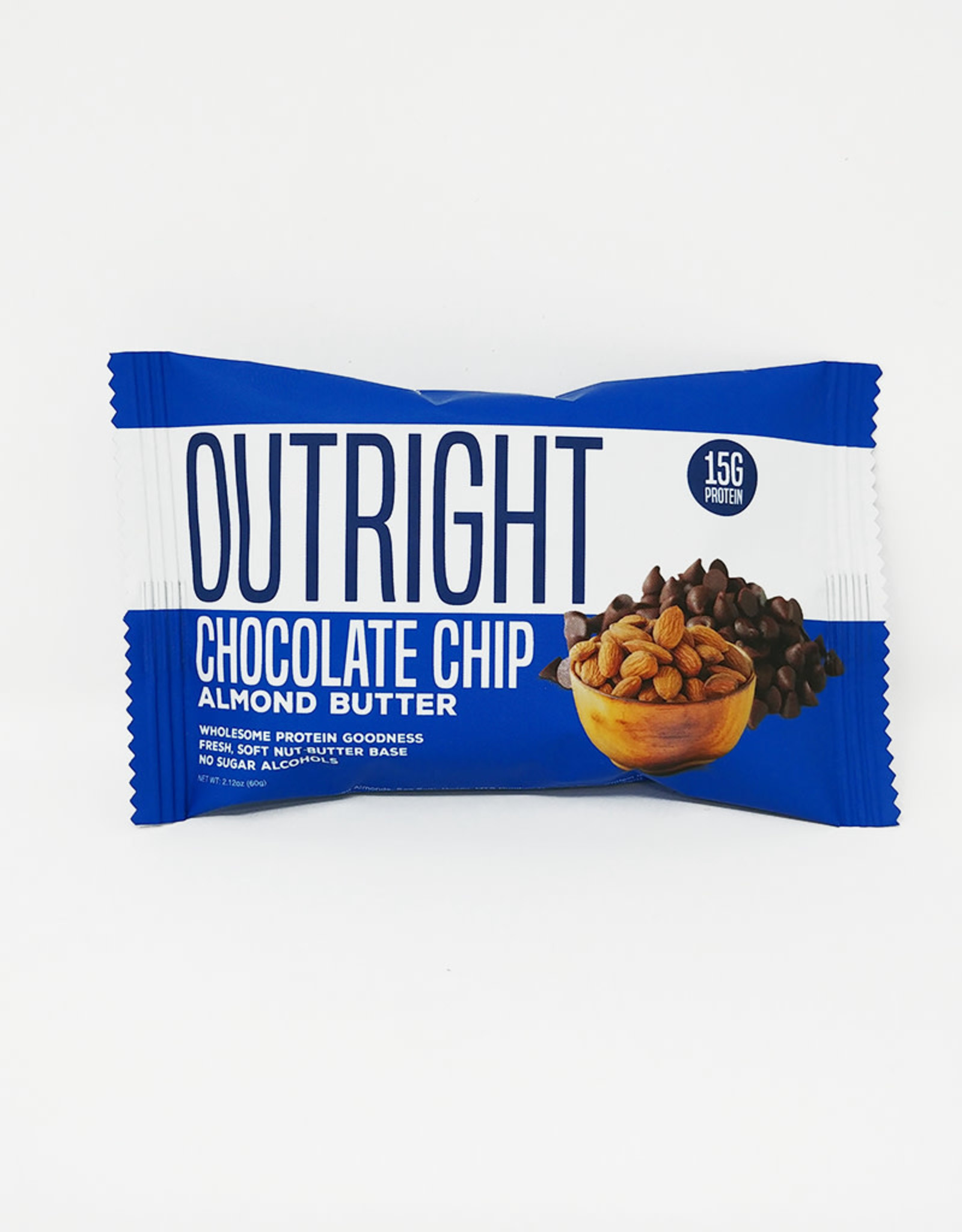 Outright Bar Outright Bar - Chocolate Chip Almond Butter