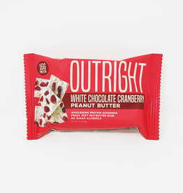 Outright Bar Outright Bar - White Chocolate Cranberry