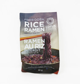 Lotus Foods Lotus Foods - Forbidden Rice Ramen (80g)