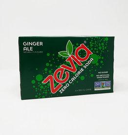 Zevia Soda Zevia - Soda, Ginger Ale (6pk)