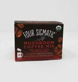 Four Sigmatic Four Sigmatic - Mushroom Coffee, Cordyceps & Chaga (Box of 10)