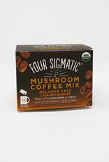 Four Sigmatic Four Sigmatic - Mushroom Coffee, Lions Mane & Chaga (Box of 10)
