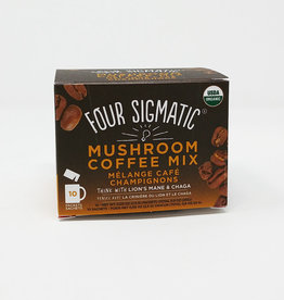 Four Sigmatic Four Sigmatic - Mushroom Coffee, Lions Mane & Chaga (Box of 10)