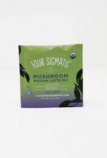 Four Sigmatic Four Sigmatic - Mushroom Latte Mix, Matcha (Single)